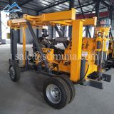 INquiry about XYX-3 Diesel Hydraulic Spindle Borehole Core Drilling Machine Water Well Drilling Rig