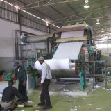 Toilet tissue paper manufacturing machine. hemp toilet paper,napkin facial tissue production line For Sale