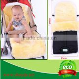 High quality Sheepskin Baby Sleeping bag
