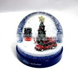 Very Cheap Mini Snow Globe For Promotion Gifts