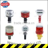 Traffic Barrier Led Round Barricade Light For Warning