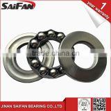 China Supplier SAIFAN Ball Bearing 51207 Thrust Ball Bearing 36*62*18mm with Chrome Steel
