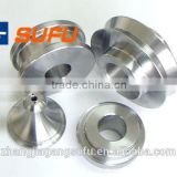 Stainless Steel CNC metal turning parts/ precision engineering custom cnc machine metal processing