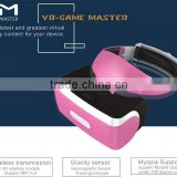 Game Master Brand - HD Screen Good Quality Virtual reality Headset VR device Immersive room GM VR Headset