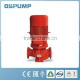 Factory supply various vertical multistage fire pump for fire pump horizontal fire pump fire pump unit