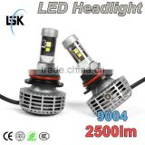 Lanseko factory direct energy saving waterproof 12v led auto light all in one fanless design