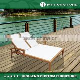Modern Pool Outdoor Sun Lounger Hotel Furniture