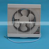 Super quality ABS plastic ceiling mounted exhaust fan for bathroom and kitchen wholesale from china