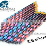 2013 new arrival HB easy grip pencil in bulk with eraser