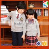 2016 Factory new international school uniforms for boutique school unifrom children wholesale high school unifroms (ulik-007)
