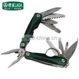 Quality multitool folding Multifunction Pliers multifunctional tool swiss knife,edcgear EDC tool screwdriver set