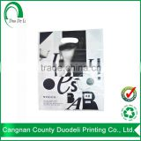 Various kind plastic shopping bag,40 micron shopping plastic bag manufacturer