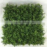 Factory wholesale artificial boxwood mat for outdise use boxwood panels