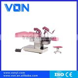 Gynecology surgical instruments, medical instrument gynecology examination bed& electric operating table