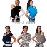 Baby stretchy wrap carrier - One Size Fits All - Easy On Your Back - Comfort For Your Baby