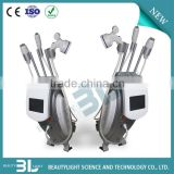 Cavitation/tripolar Rf/vacuum Slimming System Ultrasound Cavitation For Cellulite 3 In 1 Fat Reduction