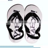 Hot Sell Latest Design Wide Strap Flat Sole New Fashion Ladies Slippers