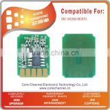 Toner Chip MC853 MC873 MC 853 MC 873 for OKIs M C853 M C873 853 873 44844511 44844510 44844509 44844512 Cartridge Chip 853 873