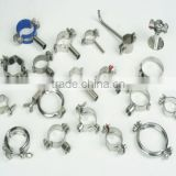 stainless steel pipe band clamp