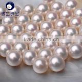 cultured akoya pearl Beads, Round, High Luster, AAAA Quality, Great for DIY Stud earrings