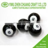 35/47mm ABS billiards ball toy for vending machine