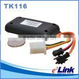 Vehicle/car gps tracker tk116 mini chip gps tracker hidden listening device