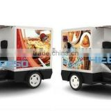 Mobile LED Motorcycle Advertising Vehicle YES-M1