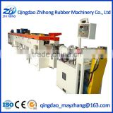Made in china High Quality cold feeding vented rubber extruder, rubber extruder machine, rubber extruder head