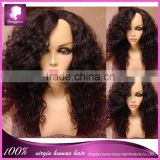 Wholesale Cheap virgin brazilian remy human hair U part wig 100% human hair u part wig in large stork                                                                         Quality Choice