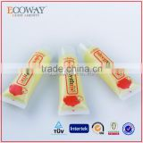 cute hotel bathroom body lotion tube natural mild shampoo for hotel