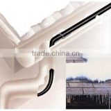 De-icing roof cable /heating wire/cable/Anhui/iinduction /infrared/tracing 17W/m/TXLP/2R