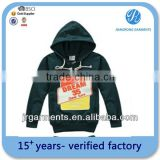 OEM supplier with BSCI,SQP,WCA & BV cheap hoody 100% polyester terry hoody blank high quality hoodies