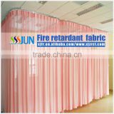 Independent production factory Portable Stainless Steel Medical Hospital Partition Screen Curtain on Sale