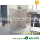 Walgar granite tub shower panel,granite shower surrounds and shower pan/tray
