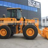Road construction equipment Front end loader for sale new wheel loader SZM 946L for sale with hydraulic transmission