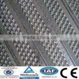 0.3mm Hot dipped galvanized high ribbed formwork for concrete wall