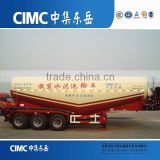 CIMC Cement Bulk Trailer Price/Concrete Mixer Semi Trailer Tank