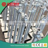 High safety hot dip galvanized new Layer facade steel scaffolding ringlock truss with rosette ringlock scaffolding set