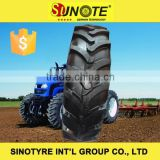 China agr Tires,TL farm axle for trailer Type and Harvesters Use 22.5 tires flotation 550/45-22.5