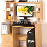 Guangzhou Factory outlets combination bookcase simple desktop computer desk home computer desk