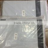tarpaulin covers with printing logo and eyelet,PE waterproof tarpaulin packed in plastic bag