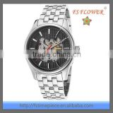 Old Men Type Of Quality Wrist Watches Stainless Steel Cases and Band Sapphire Glass