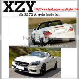 2011 R172 SLK55 AM body kit for slk-class PP material