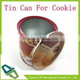 Promotion High Quality Tinplate Can For Food/Tea
