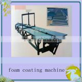 Best quality Cement foam coating machine for EPS foam buildings for sale