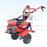4 KW MULTIFUNCTION Mini Power Tiller, Small Tilling Machine , China small walking tractor , Cheap trctor(3TG-4.0Q)