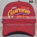 wholesale 100% cotton material colorful polo baseball cap