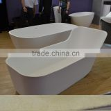 Chinese bathtub and unique freestanding soaking acrylic bathtub for adult portable bathtub