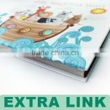 custom New style High Quality Cheap Coloring Hardcover Story Child board Book print service