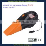 dry and wet vacuum cleaner for cars